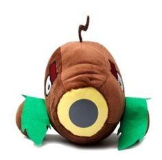 Plants Vs Zombies 2 PVZ Figures Plush Baby Staff Toy Stuffed Soft Doll Coconut Cannon