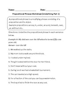 picture relating to List of Prepositions Printable named 12 Great Prepositions shots in just 2016 Prepositions, Grammar