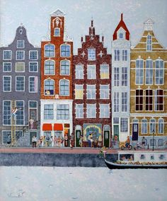 Amsterdam, Peter Vassilev