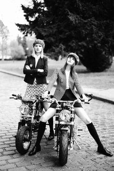 'Prepped' Manon Leloup & Maria Loks by Mathieu César for CR Fashion Book [Editorial] - Fashion Copious