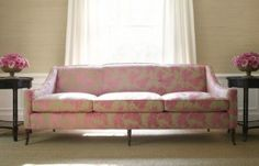 Brighton Sofa by Thibaut