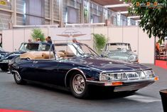 French-Cars-since-1946 — 1971 Citroen SM Convertible my other blogs:...