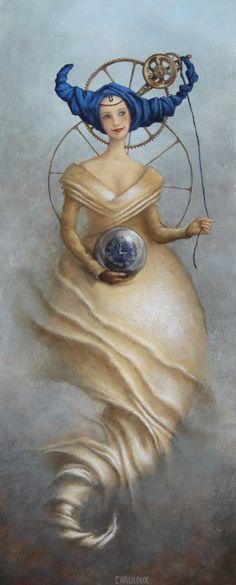 Catherine  Chauloux .- La Dama del tiempo                                                                                                                                                                                 Plus