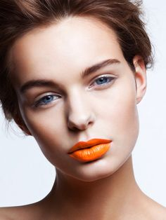 Chameleon Lips by Viktoria Stutz, via Behance