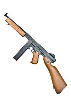 The Thhompson Airsoft electric gun is perfect for reenactors and skirmishers alike, with a realistic look and feel the Airsoft sub machine gun is a perfect for any World War 2 skirmisher! Airsoft, Captain America, Guns, Military, Weapons Guns, Revolvers, Weapons, Rifles, Military Man