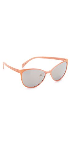 Marc by Marc Jacobs Sleek Sunglasses | SHOPBOP