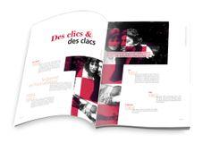 Hors-série Télérama Gainsbourg on Behance