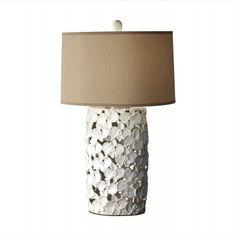 The Dogwood Flower Lamp