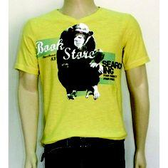 Camiseta Chimp - Gola V - Chassi & Co.