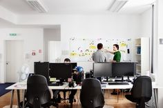 Awesome offices: Inside 12 fantastic startup workplaces in Berlin - The Next Web - ResearchGate Berlin