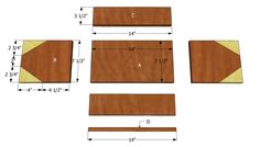 Making Wooden Tool Boxes   How to make a wooden tool box   HowToSpecialist - How to Build, Step ...