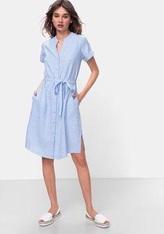 f8c033a3966 Comprar Vestido de manga corta TEX. ¡Aprovéchate de nuestros precios y  encuentra las mejores OFERTAS en tu tienda online de Moda!