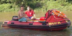 Ratownicy WOPR ocalili życie mieszkańca Góry Kalwarii