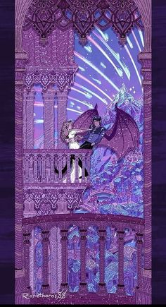 Cute Anime Wallpaper, Cute Wallpaper Backgrounds, Cute Wallpapers, A Court Of Wings And Ruin, A Court Of Mist And Fury, Fanart, Roses Book, Feyre And Rhysand, Empire Of Storms
