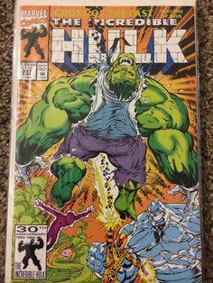 The Incredible Hulk #397 1992