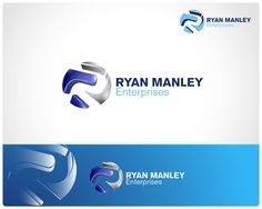 Logo, Businss Card, and Letterhead for IT Consultant by mtrl