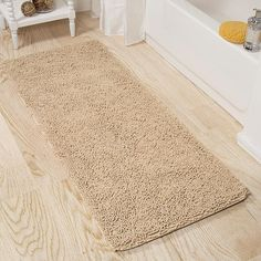 Shop For VCNY Barron Cotton Chenille Rug Free Shipping On Orders - Overstock bathroom rugs for bathroom decorating ideas