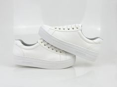 Tênis - Trend - White - Branco - Tendência - Ref. 16-13601