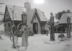 119 Best Old Gas Stations Images On Pinterest Filling