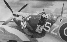 Alfred Krzysztof Wlodarski taken whilst with 316 (Polish) Squadron (source: www.aircrewremembrancesociety.com)