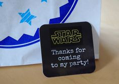 Planning a Star Wars Birthday Party
