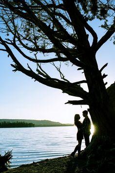 Big Bear Lake Engagement Session » CHARD photographer