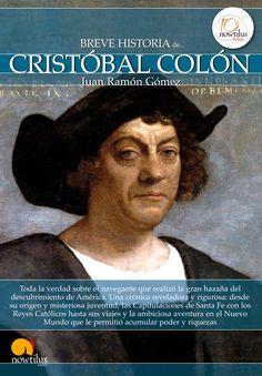 Portada Breve historia de Cristóbal Colón