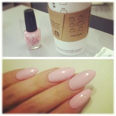 """Pink-ing of You"" by OPI. Perfect!"
