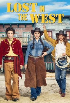 Lost in the West (TV Mini-Series 2016) - IMDb
