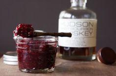 Blackberry Vanilla Bourbon Jam