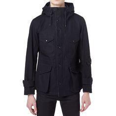 Nanamica Gore-Tex Cruiser Jacket (Black)