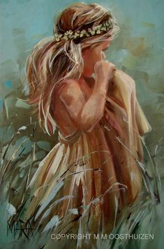 Maria Oosthuizen, 1972 | Figurative painter | Tutt'Art@ | Pittura * Scultura…