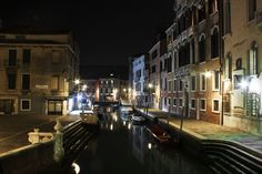 Venice at night | by My Italian Sketchbook