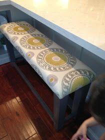 House Envy: No more bar stools!!