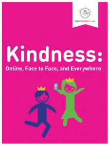 Lesson: Kindness: Online, Face to Face, and Everywhere Internet Safety For Kids, Our Kids, All About Time, Teaching, Education, Face, Parents, Times, Dads