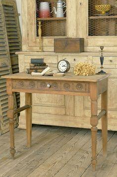 アンティーク コンソールテーブル French antique Console Table