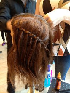 Waterfall Braid-finally a tutorial I can understand