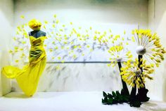 """ARTIDI ESCUELA SUPERIOR, Barcelona, Spain, student project, """"Spring Is In The Air"""", pinned by Ton van der Veer"""