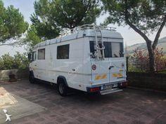 used Mercedes Vario cargo van 614 D - - Picture 2 Camper Caravan, Camper Van, Campers, Mercedes Van, Used Mercedes, Minivan Camper Conversion, Bus Life, Cargo Van, Van Living