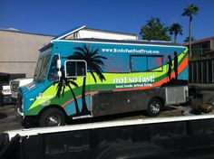 Not So Fast Food Truck.  San Diego's 1st paleo & primal food truck! At the pb farmers market Tuesdays from 2-7!