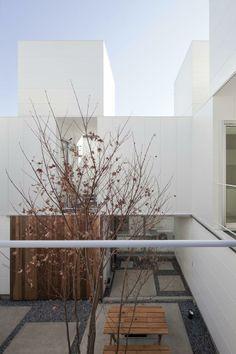 a f a s i a / BE-FUN DESIGN / KSG 3 maisonette + 1 house . Setagaya