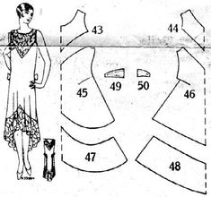 -Original- Pre 1929 Historical Pattern Collection