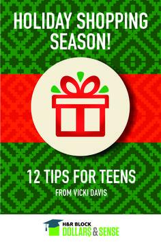 12 Holiday Shopping Tips