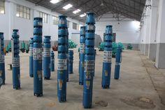 QJ deep well pump selection
