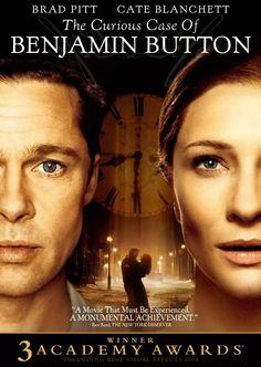 The Curious Case of Benjamin Button (2008) Brad Pitt, Cate Blanchett and Taraji P. Henson