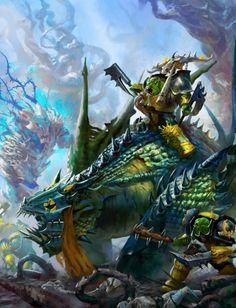 http://wellofeternitypl.blogspot.com Age of Sigmar Artwork | Orruks Orruks Megaboss Ironjawz #artwork #art #aos #warhammer #ageofsigmar #sigmar #arts #artworks #gw #pictures #fantasy #gamesworkshop #wellofeternity #wargaming #destruction