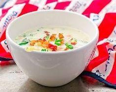 Soupe de poissons québécoise : http://www.cuisineaz.com/recettes/soupe-de-poissons-quebecoise-3209.aspx