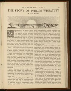 From the Rare Book and Special Collections Division Phillis Wheatley, Living In Brazil, Pop Culture Art, American Children, African Diaspora, Library Of Congress, Black Kids, Black History, True Stories