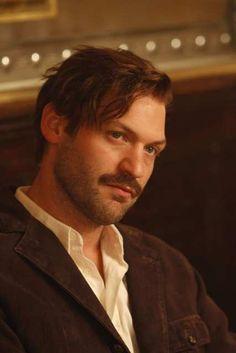 Corey Stoll '98 as Ernest Hemingway in Oscar-award winning screenplay Midnight in Paris.