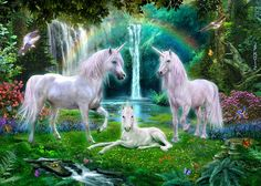 http://www.tranquilwaters.uk.com/fantasyart  Fantasy art - Page 8 - Unicorns - Galleries